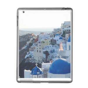 希臘 iPad 2/3/4 Transparent Case