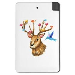 鹿の行動電源