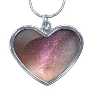 [DDD33] KU3326 Heart Shaped Necklace