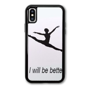 iPhone X 舞蹈 英文字
