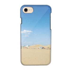Desert iPhone 7 Glossy Case