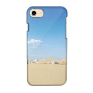 Desert iPhone 7 Glossy Case