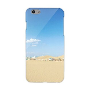 Desert iPhone 6/6s Glossy Case