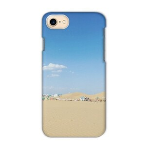 Desert iPhone 7 Matte Case