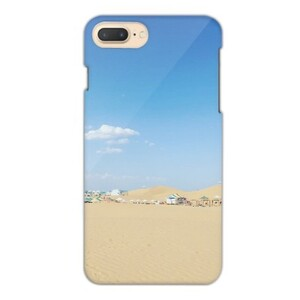 Desert iPhone 7 Plus Glossy Case