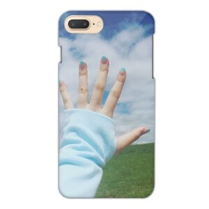 Touch the sky iPhone 7 Plus Glossy Case