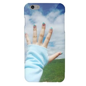 Touch the sky iPhone 6/6s Plus Glossy Case