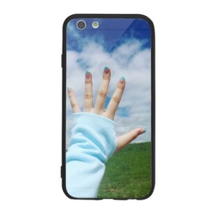 Touch the sky iPhone 6/6s Transparent Slim Case