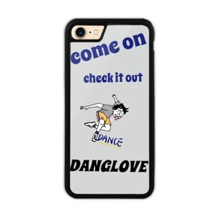 iPhone 7 Bumper Case Danglove dance
