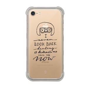 iPhone 7 Transparent Bumper Case - Mr. Incredible