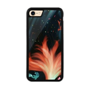 花夜戀魚 LOVE  iPhone 7 Bumper Case