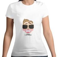 Bornki Women 's Cotton Round Neck T - shirt