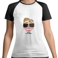 Bornki Women 's Raglan T-Shirt