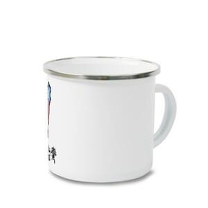 我來自台灣 Enamel Mug