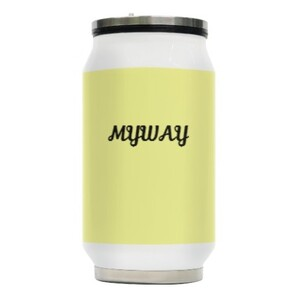 Soda Can Shaped Water Bottle MYWAY 生活態度
