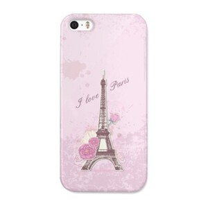 Paris iPhone 5/5s Glossy Case