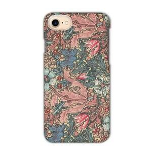 雜花 iPhone 7 Matte Case
