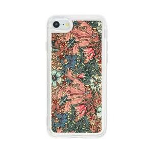 雜花 iPhone 7 Liquid Glitter Case