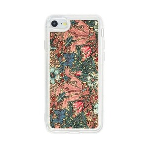 雜花 iPhone 7 Liquid Glitter Case