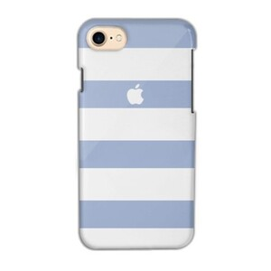 iPhone 7 Glossy SERENITY STRIPES Case