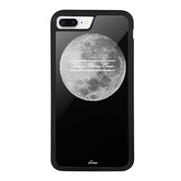 The Full Moon iPhone 8 Plus Bumper Case