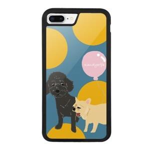 mi and b iPhone 8 Plus Bumper Case