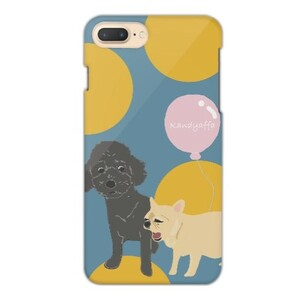 mi and b iPhone 7 Plus Glossy Case