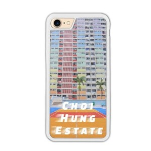Choi Hung Estate iPhone 7 Bumper Case, Hong Kong