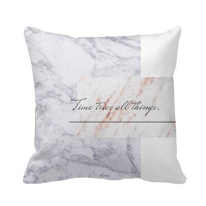 Marble Pillow 16