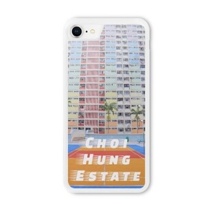 Choi Hung Estate iPhone 8 Bumper Case, Hong Kong