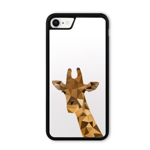 iPhone 8 Bumper Case//Giraffe