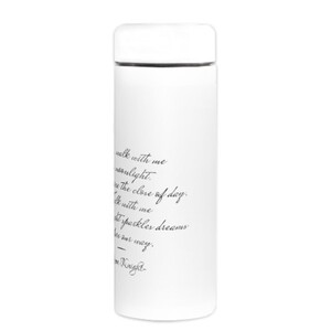 Moon and love Thermal Bottle