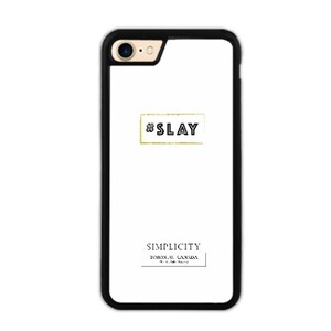 #SLAY iPhone 7 Bumper Case
