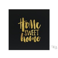 home sweet home, Square Light Box