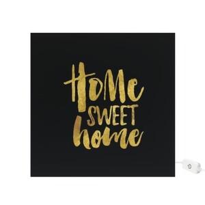 home sweet home, Square Light Box