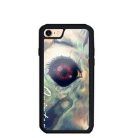 萬聖節 殭屍派對 iPhone 7 TPU Dual Layer  Bumper Case