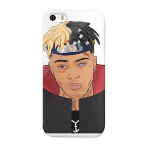 iPhone 5/5s Glossy XXXTENTACION case