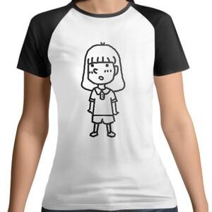 女孩T恤 Girl T-shit