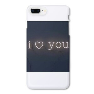 ❤ iPhone 8 Plus Glossy Case