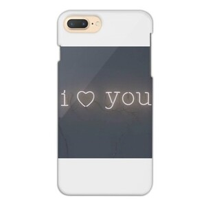 ❤ iPhone 7 Plus Glossy Case