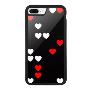 Heart iPhone 8 Plus Bumper Case