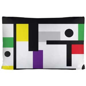 pop office Pillowcase