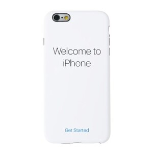 Iphone start screen iPhone 6/6s TPU Dual Layer Protective Case