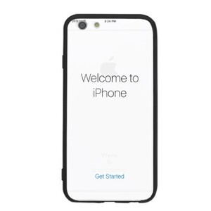 Iphone start screen iPhone 6/6s Transparent Slim Case