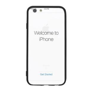 Iphone start screen iPhone 6/6s Transparent Slim Case