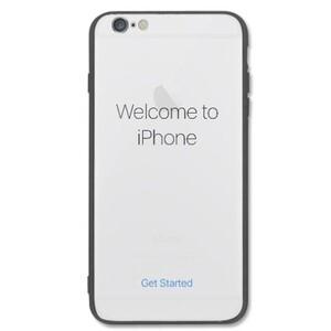 Iphone start screen iPhone 6/6s Plus Transparent Slim Case