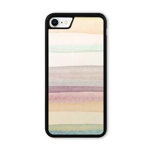 warm stripes iPhone 8 Bumper Case