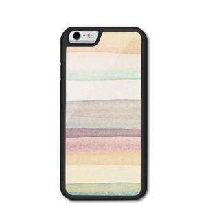 warm stripes iPhone 6/6s Bumper Case