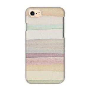 warm stripes iPhone 7 Matte Case