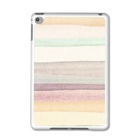warm stripes iPad mini 4 Bumper Case